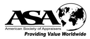 American Society of Appraisers logo