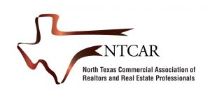 North Texas Commercial Association of Realtors and Real Estate Professionals logo